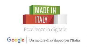 Google Made in Italy Eccellenze in digitale